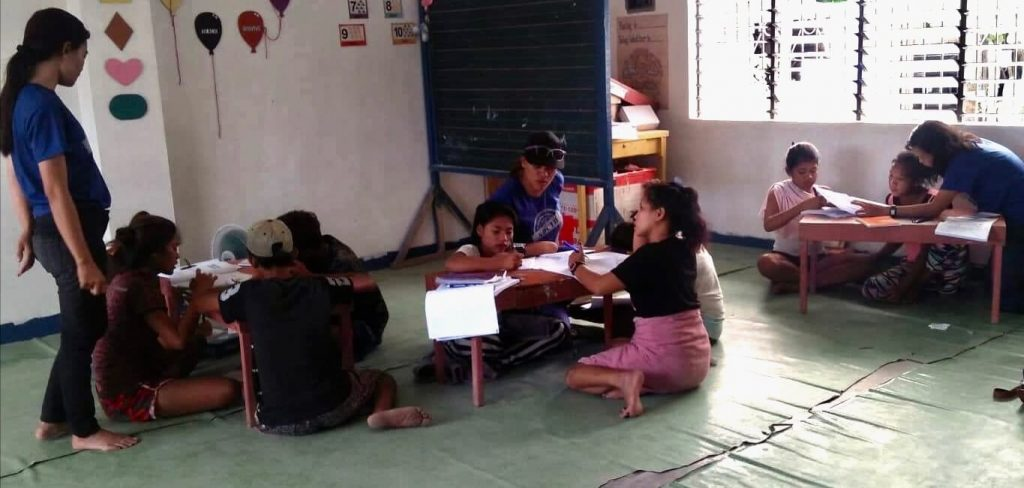 lecture with assistant Teachers (kawit)