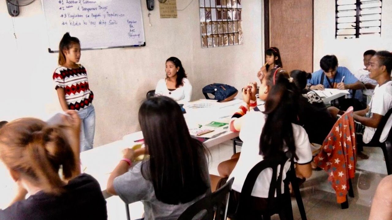 3.Recitation Activity during ALS Class